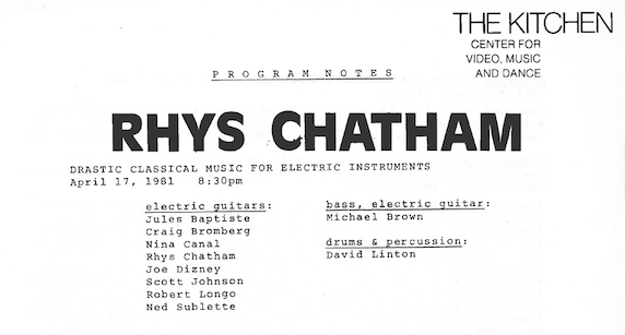 Chatham Press Release Detail